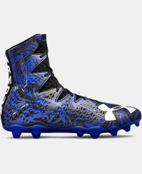 Men's UA Highlight Lux MC Football Cleats  10 Colors $99.99