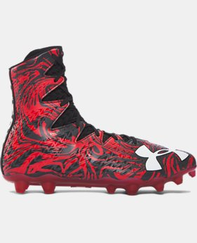 Men's UA Highlight Lux MC Football Cleats  9 Colors $139.99