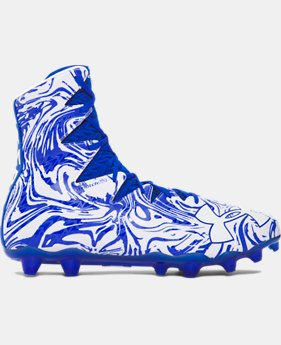 New to Outlet Men's UA Highlight Lux MC Football Cleats  3 Colors $99.99