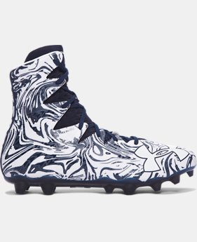 Men's UA Highlight Lux MC Football Cleats  1  Color Available $77.99 to $99.99