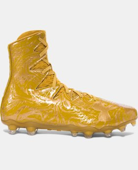 New to Outlet Men's UA Highlight Lux MC Football Cleats  2 Colors $99.99