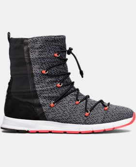New Arrival  Women's UA Charged All Around Knit Boot  1 Color $169.99