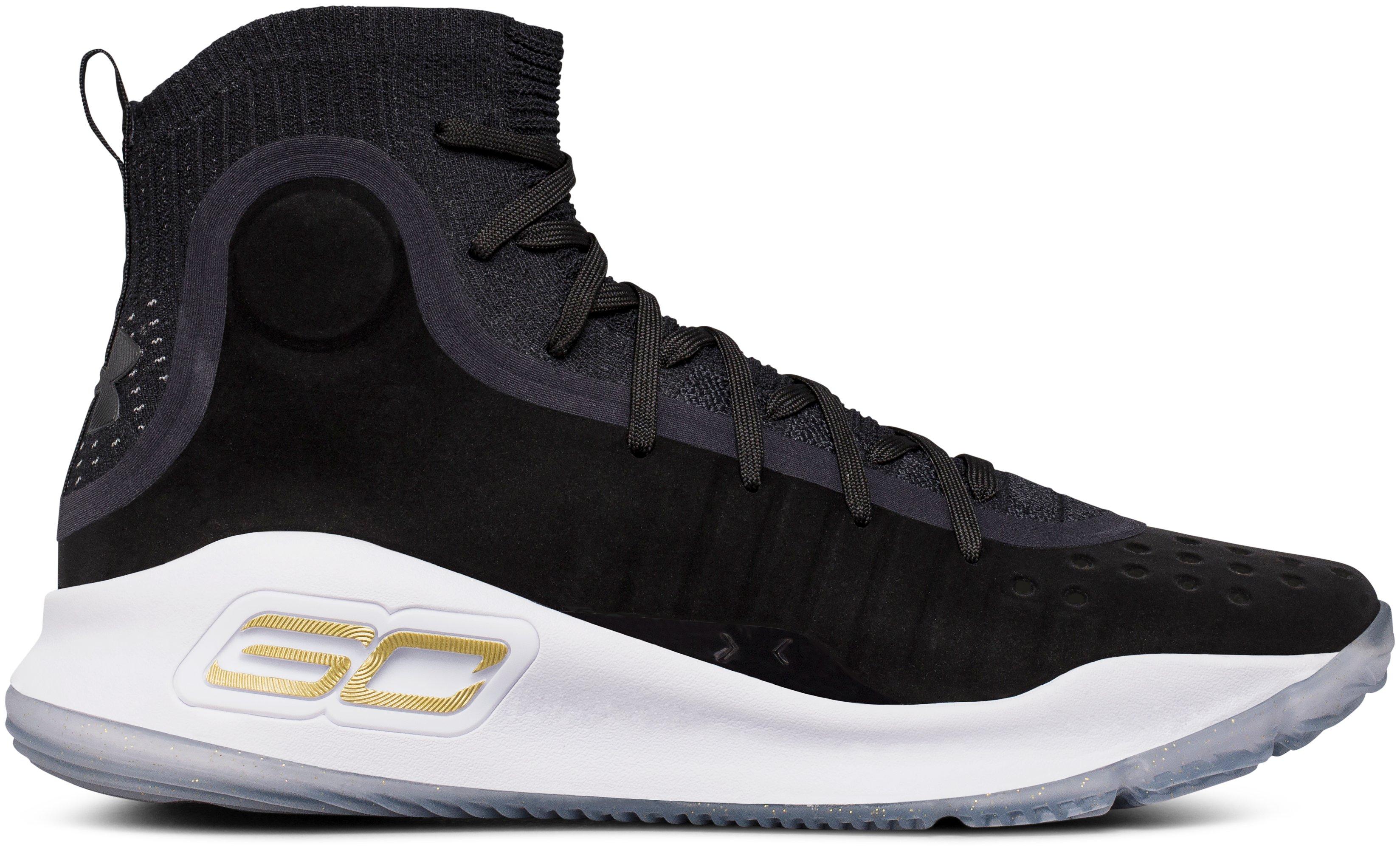 Zapatillas de Basketball UA Curry 4 para Hombre, 360 degree view