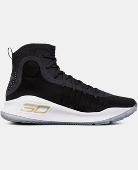 Best Seller  Men's UA Curry 4 Basketball Shoes  4 Colors $159.99