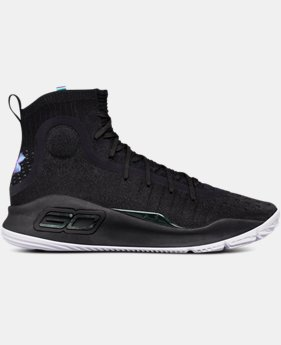 Men's UA Curry 4 Basketball Shoes   $129.99