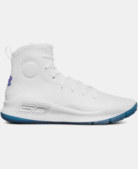 Men's UA Curry 4 Basketball Shoes  7 Colors $129.99