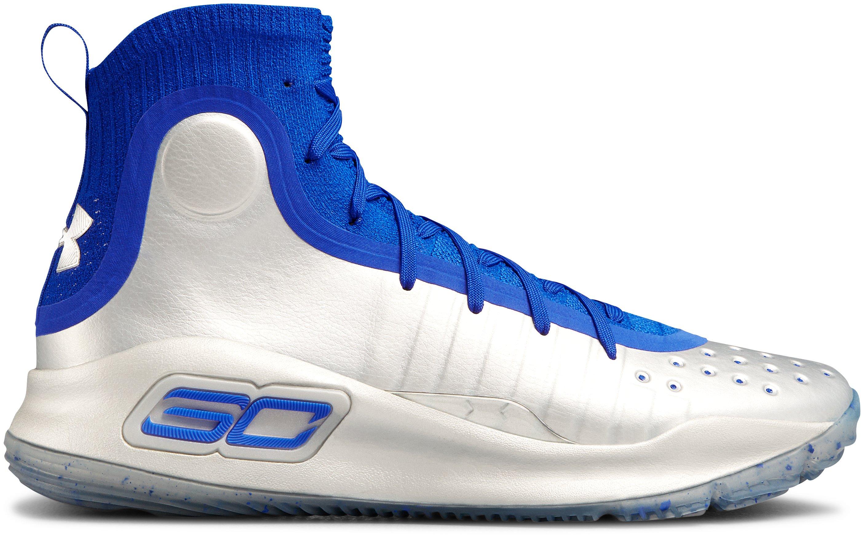 Zapatos de Basketball UA Curry 4, 360 degree view