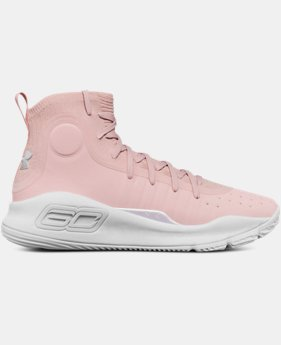 Men's UA Curry 4 Basketball Shoes  8 Colors $129.99