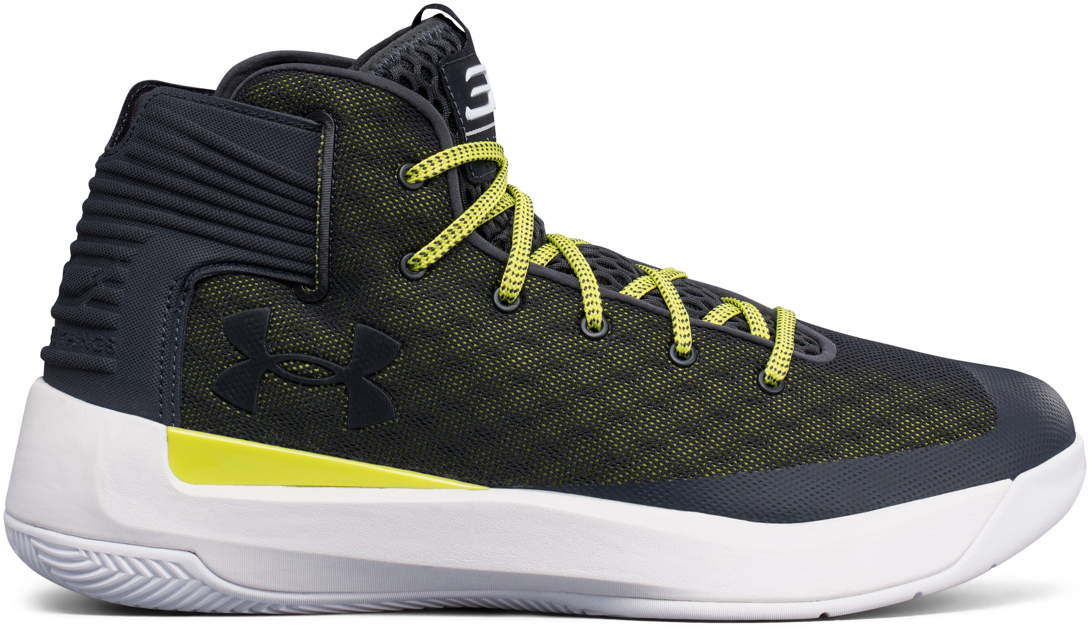 Men's UA Curry 3ZER0 Basketball Shoes, 360 degree view