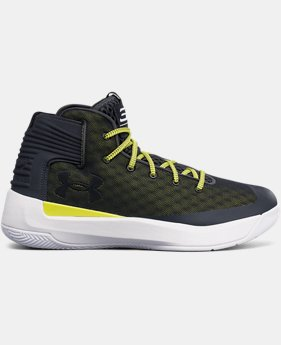 Men's UA Curry 3ZER0 Basketball Shoes  3 Colors $129.99