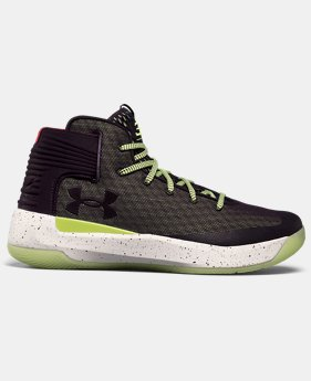 Men's UA Curry 3ZER0 Basketball Shoes  9 Colors $129.99