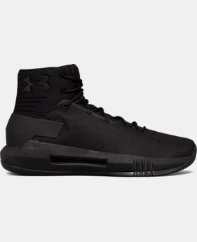 New Arrival Men's UA Drive 4 Basketball Shoes  2 Colors $114.99