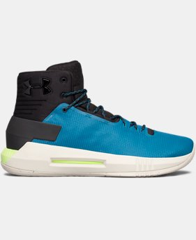 Men's UA Drive 4 Basketball Shoes  3 Colors $68.99
