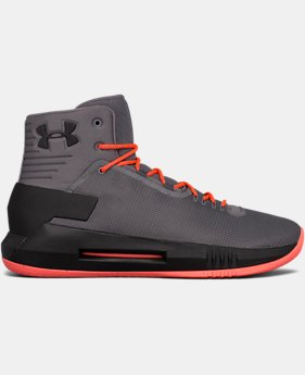 Men's UA Drive 4 Basketball Shoes  3 Colors $139.99