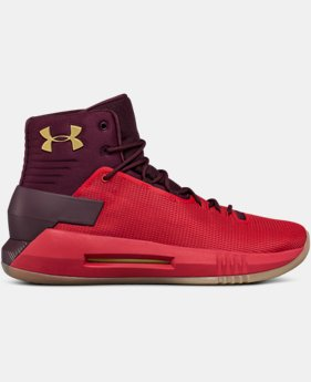Men's UA Drive 4 Basketball Shoes  2 Colors $139.99