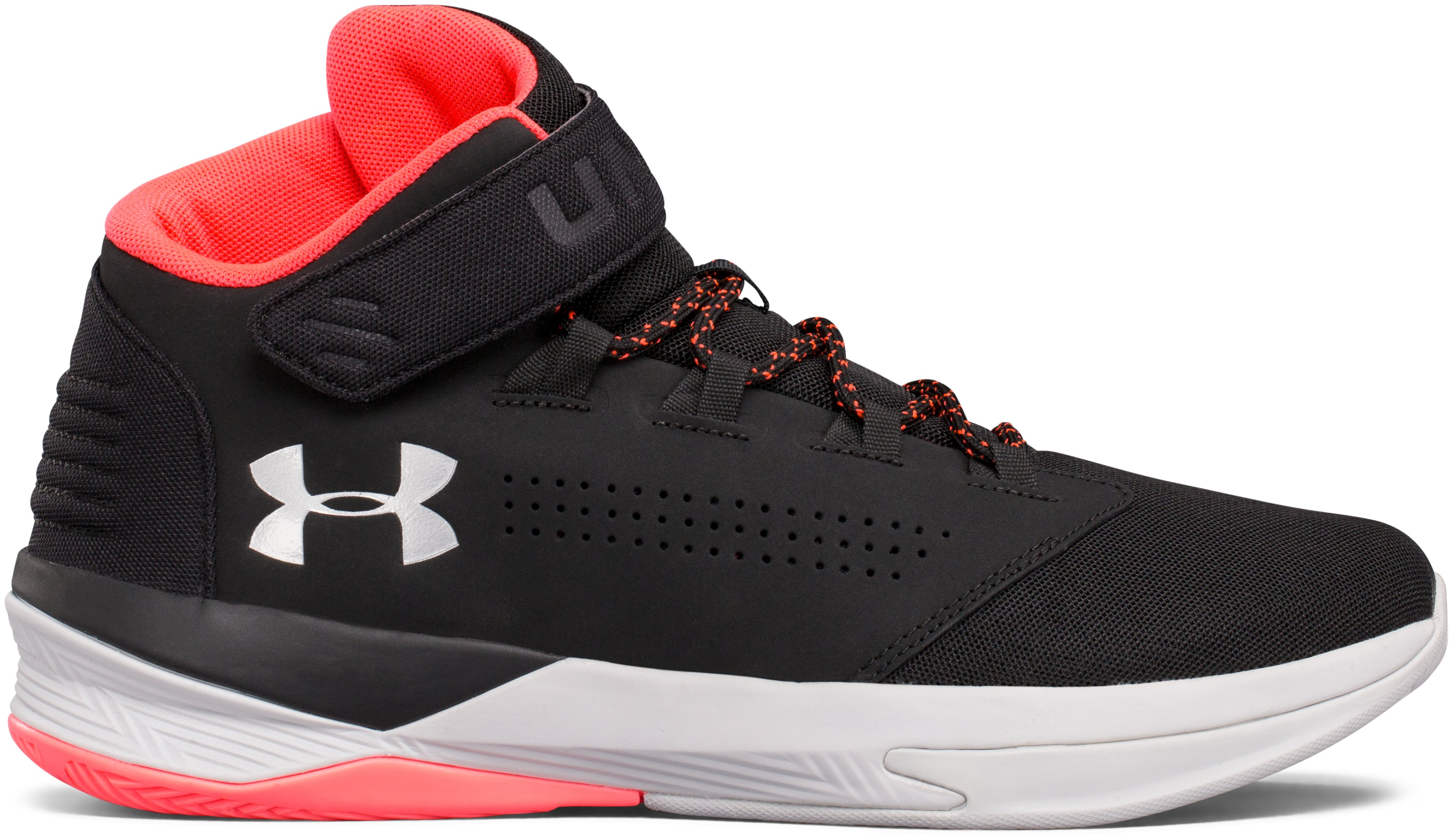 Men's UA Get B Zee Basketball Shoes, Black