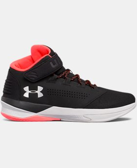 Men's UA Get B Zee Basketball Shoes  1  Color Available $99.99