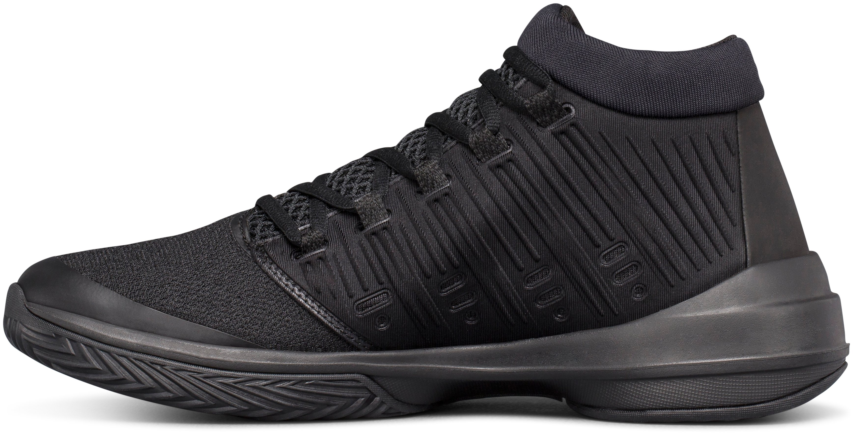 Men's UA NXT Basketball Shoes, Black , undefined