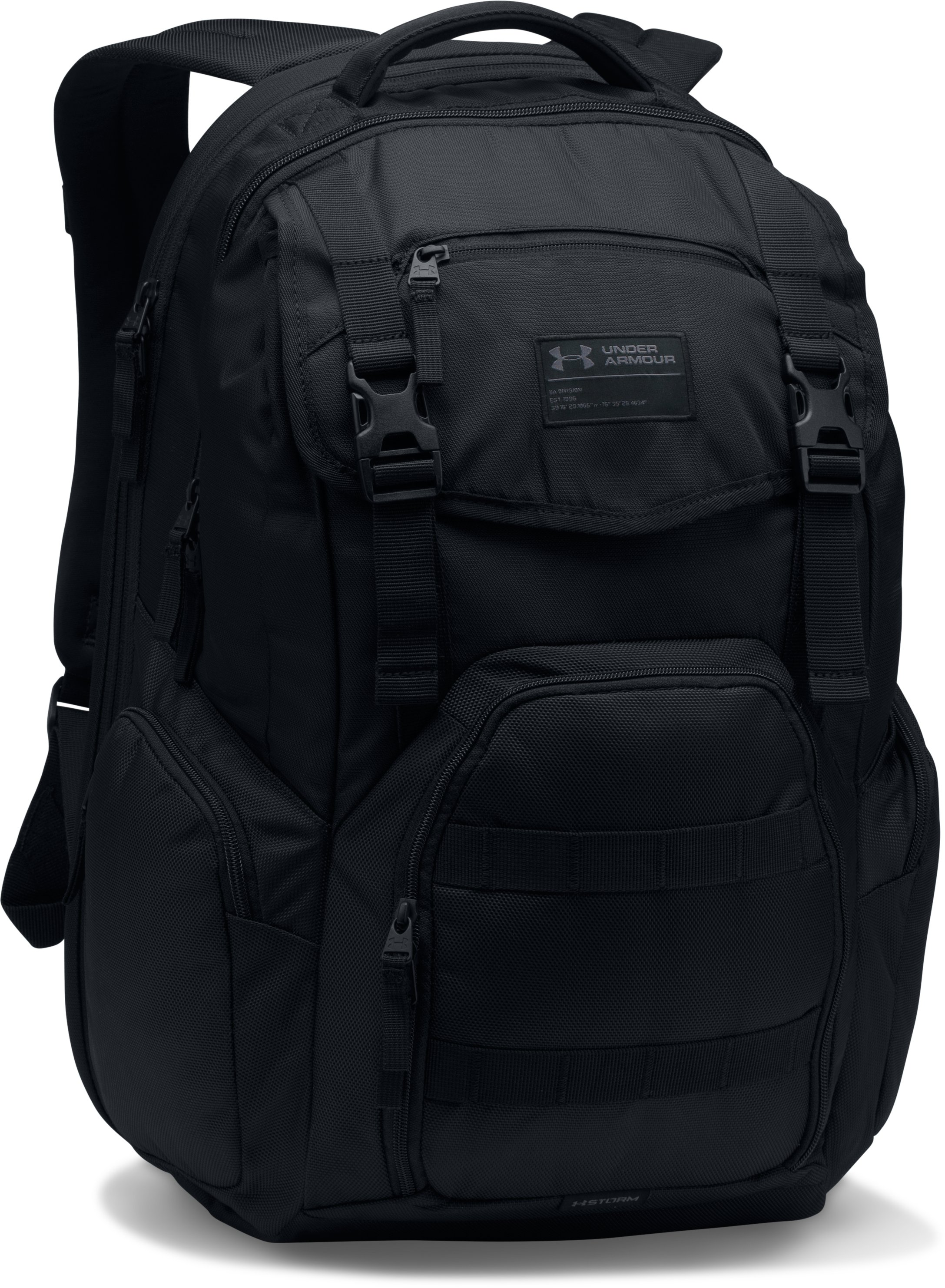 UA Coalition 2.0 Backpack, Black