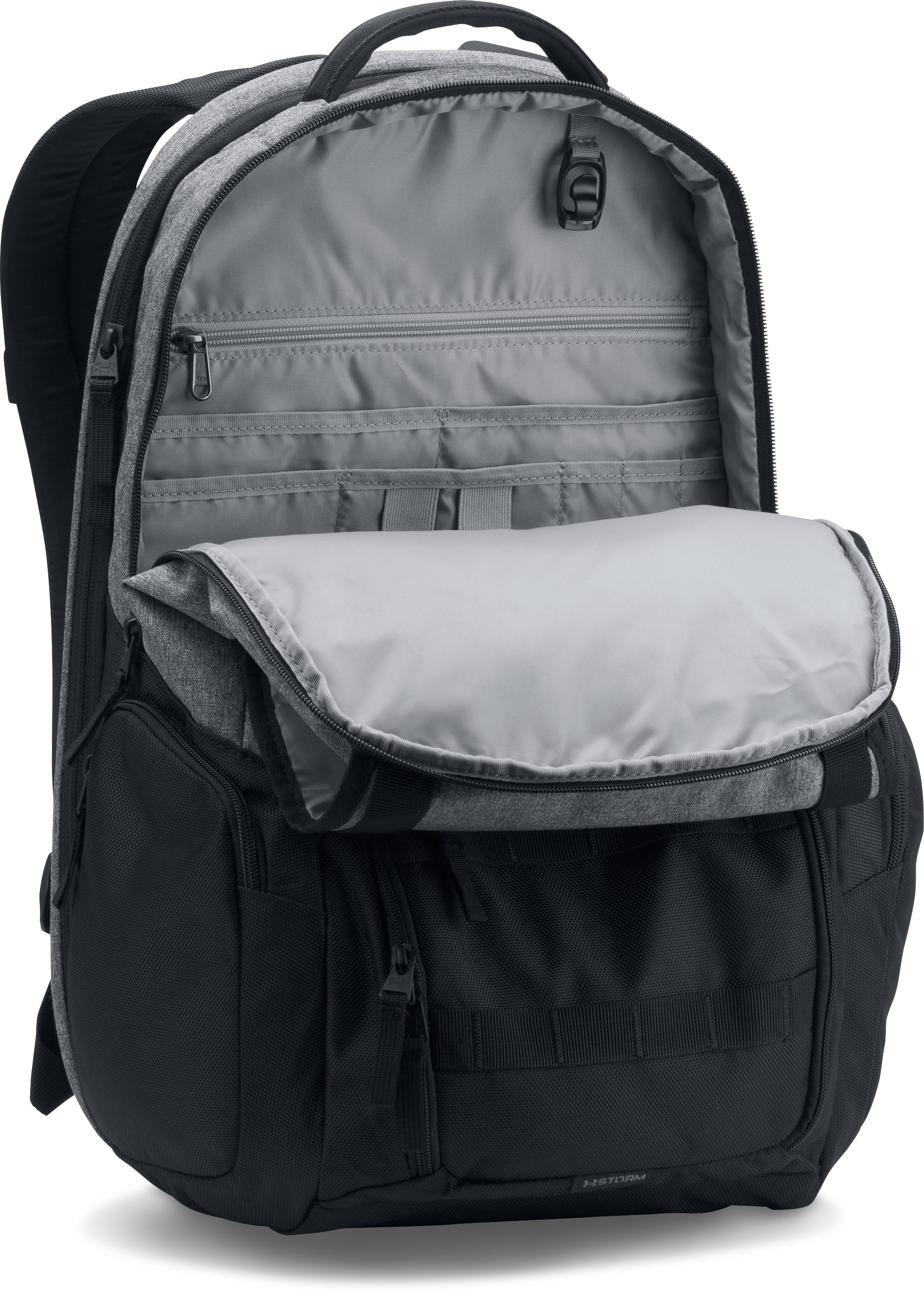 UA Coalition 2.0 Backpack, Black ,