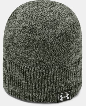 Men's ColdGear® Reactor Knit Beanie  1  Color Available $27.99