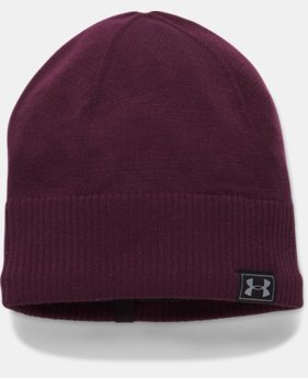 Men's ColdGear® Reactor Knit Beanie LIMITED TIME OFFER 4 Colors $19.59