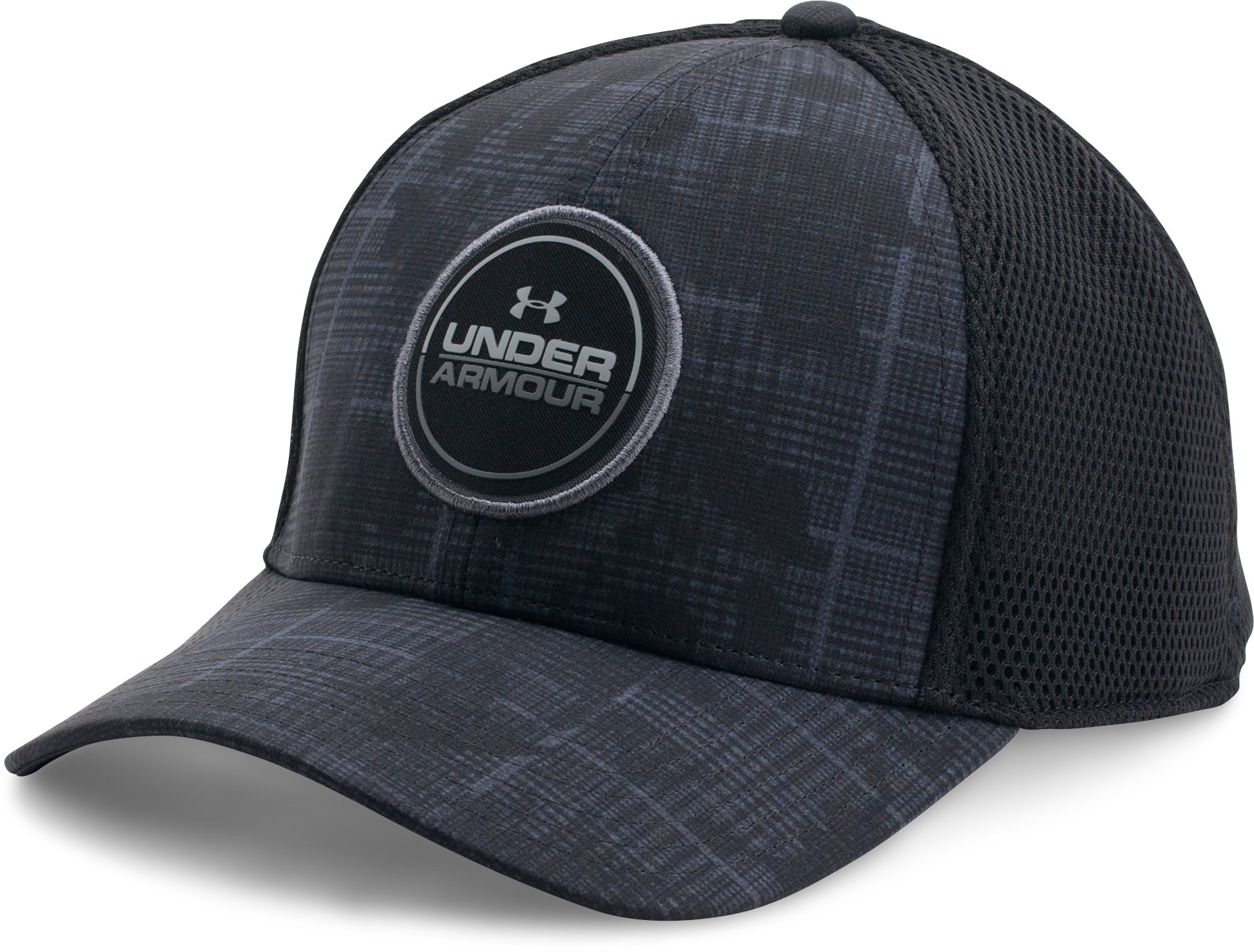 Men's UA Eagle 2.0 Cap, Black , undefined