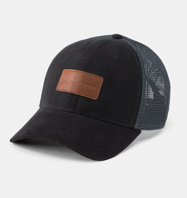 Men s UA Outdoor Performance Trucker Cap  3b36b683dfe
