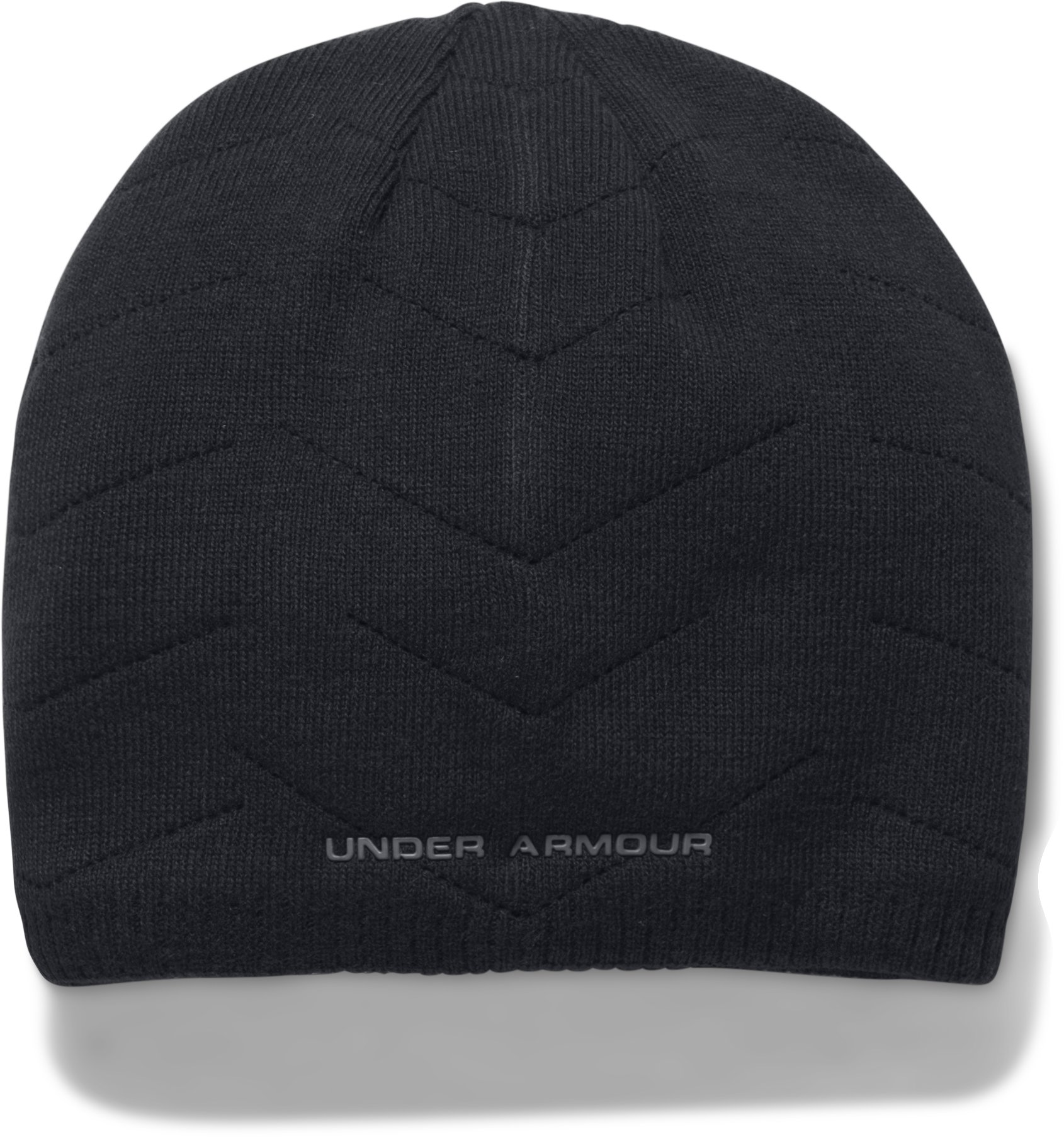 Men's ColdGear® Reactor Beanie, Black ,