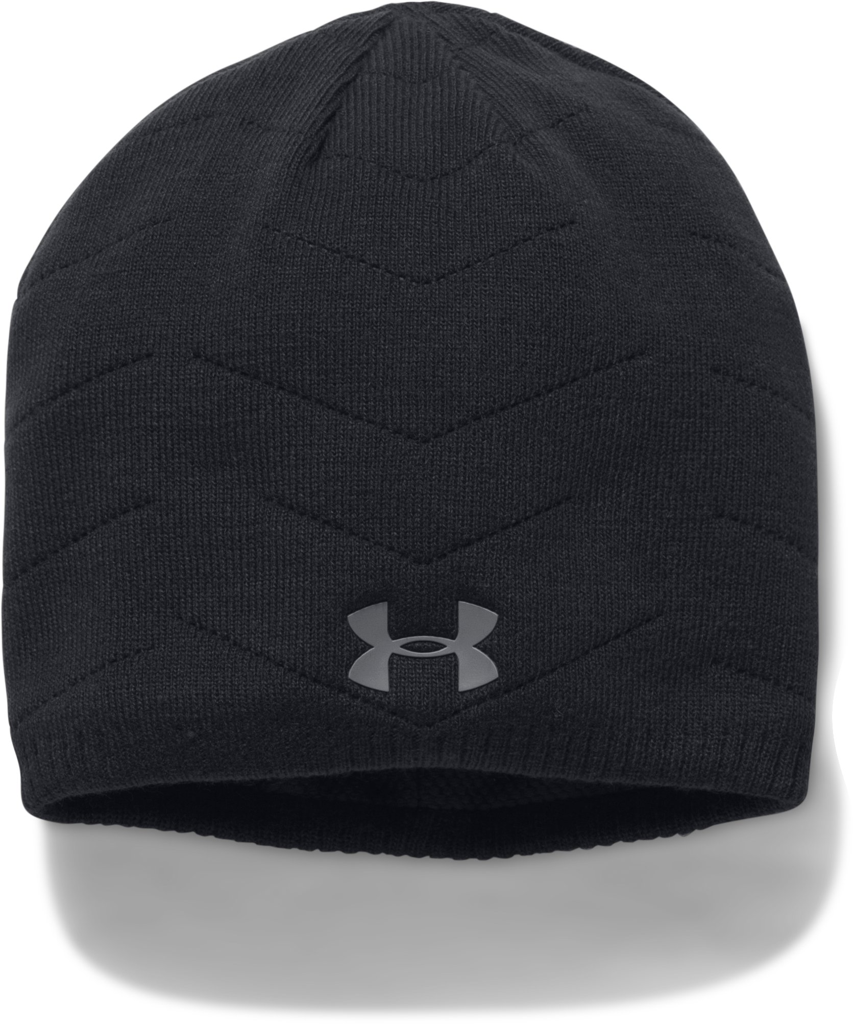 Men's ColdGear® Reactor Beanie, Black