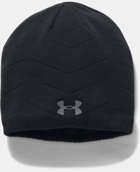 Men's UA Knit Reactor Beanie  1 Color $34.99