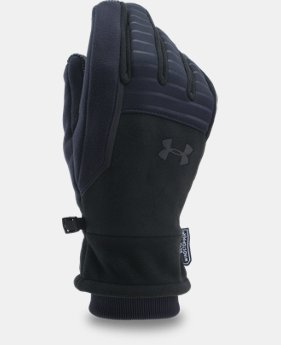 Men's UA GORE® WINDSTOPPER® Run 2.0 Gloves  1 Color $54.99