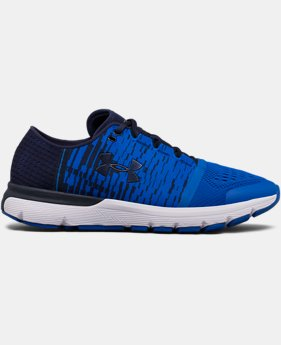 Men's UA SpeedForm® Gemini 3 Graphic – 2E Running Shoes  1  Color $97.49