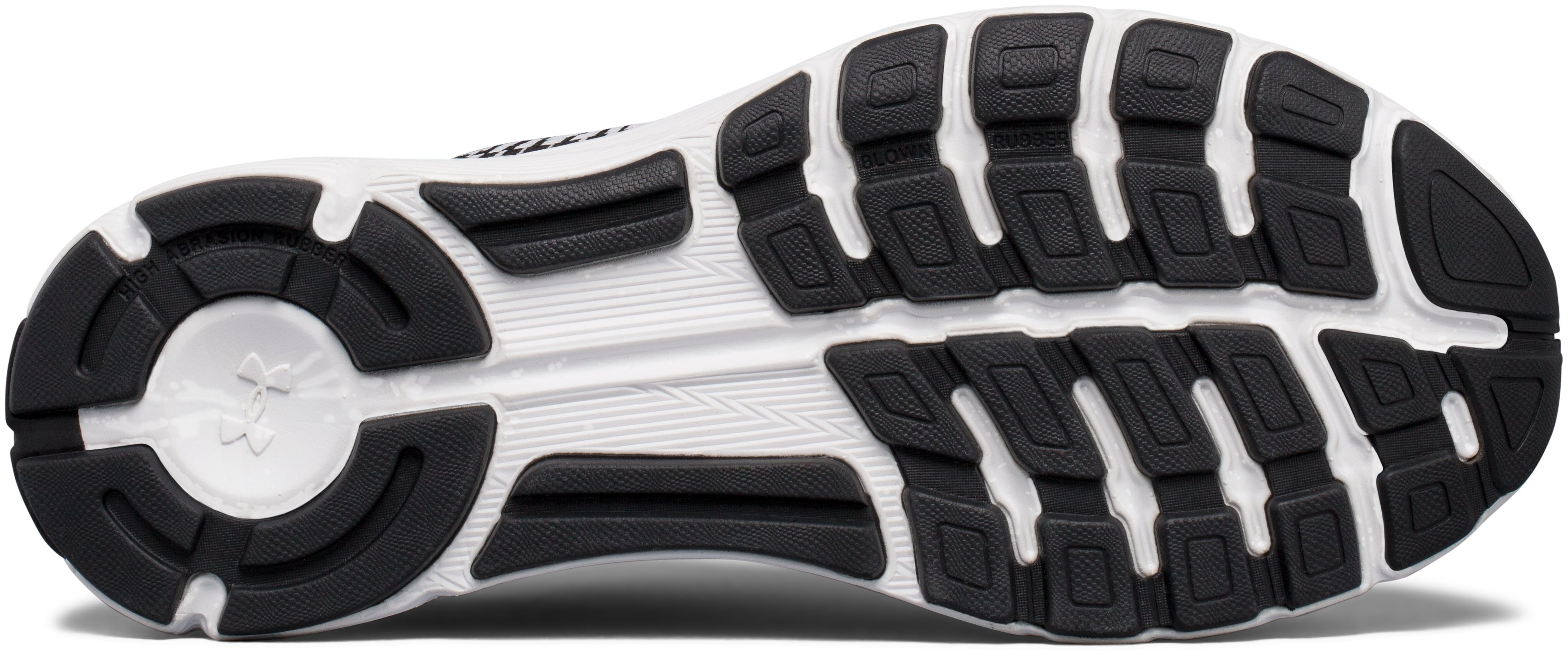 Men's UA SpeedForm® Gemini 3 Graphic – Wide (4E) Running Shoes, White,