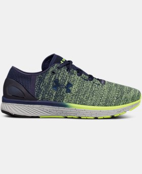 Men's UA Charged Bandit 3 – 2E Running Shoes LIMITED TIME OFFER 2 Colors $74.99