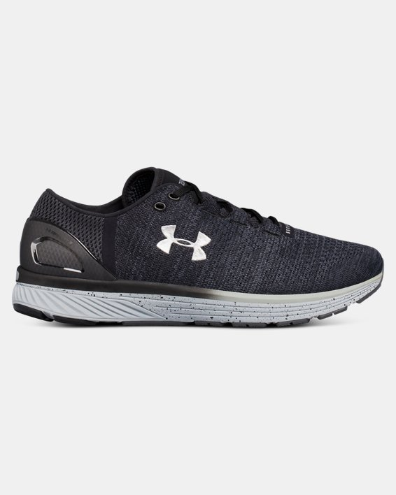 Men's UA Charged Bandit 3 - 4E Running Shoes, Gray, pdpMainDesktop image number 0
