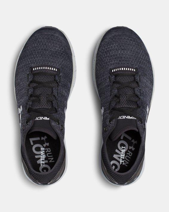 Men's UA Charged Bandit 3 - 4E Running Shoes, Gray, pdpMainDesktop image number 3