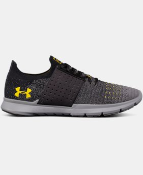 PRO PICK Men's UA Threadborne Slingwrap Fade Running Shoes  1 Color $99.99