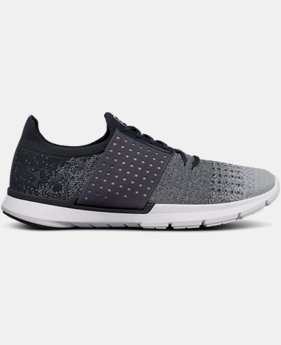 PRO PICK Men's UA Threadborne Slingwrap Fade Running Shoes  3 C