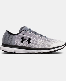 Men's UA SpeedForm® Velociti Graphic Running Shoes LIMITED TIME OFFER 1 Color $82.49