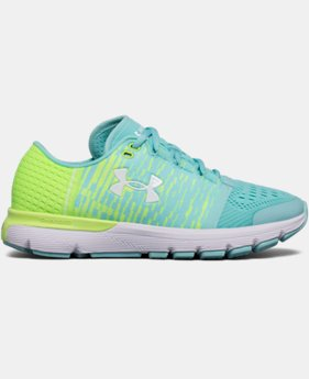 New to Outlet Women's UA SpeedForm® Gemini 3 Graphic Running Shoes LIMITED TIME OFFER 2 Colors $97.49