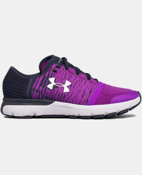 Women's UA SpeedForm® Gemini 3 Graphic Running Shoes  1  Color $129.99