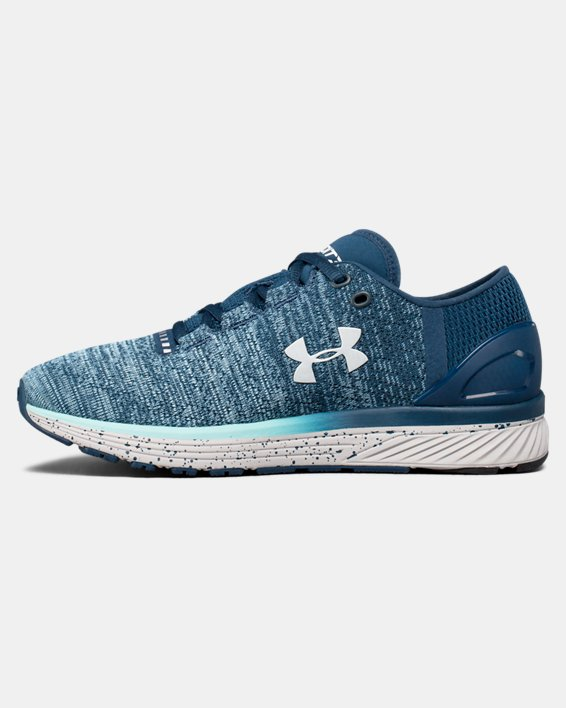 Chaussures de course UA Charged Bandit 3 Running pour femme, Navy, pdpMainDesktop image number 1