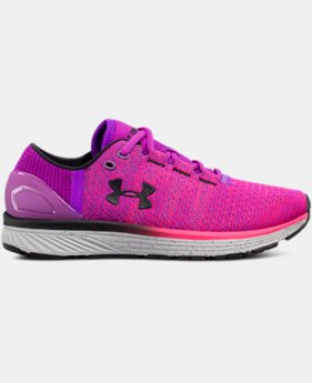 Women's UA Charged Bandit 3 Running Shoes  1  Color Available $80