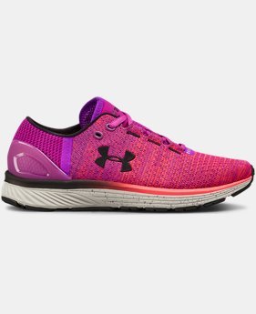 New Arrival Women's UA Charged Bandit 3 – D Running Shoes  1 Color $99.99