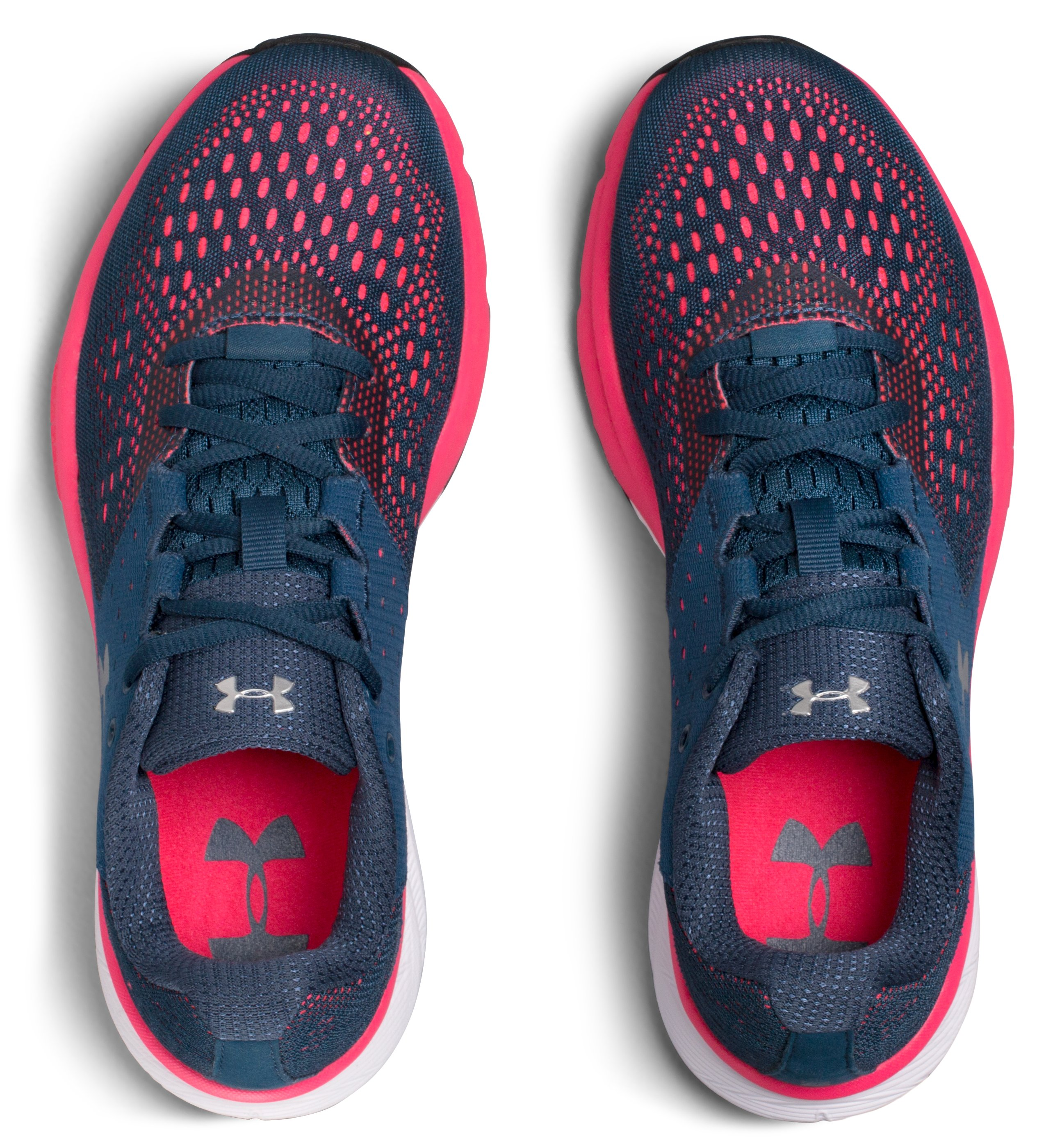 Women's UA Charged Rebel Running Shoes, TRUE INK, undefined