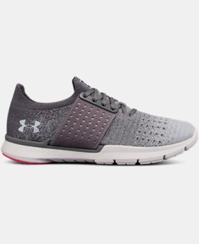 New Arrival  Women's UA Threadborne Slingwrap Fade Running Shoes  1 Color $129.99