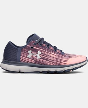 Women's UA SpeedForm® Velociti Graphic Running Shoes LIMITED TIME OFFER 1 Color $82.49