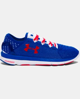 Men's UA SpeedForm® Slingshot Running Shoes – Limited Edition   $119.99