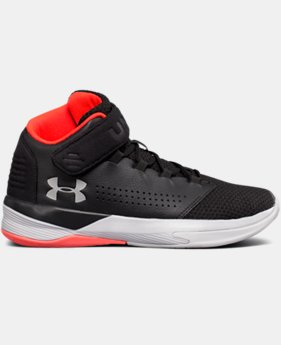 Boys' Grade School UA Get B Zee Basketball Shoes  2 Colors $79.99
